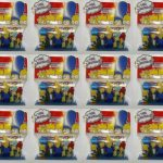 12-Pack-Lot-of-Simpsons-Villains-Series-7-Logo-Silly-Bandz-240-Bands-0