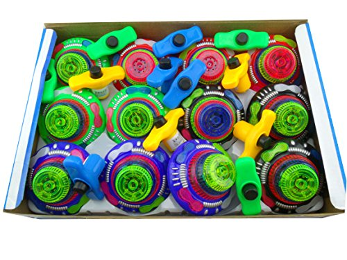 12-Piece-Flashing-Musical-Super-Spinning-Top-0-0