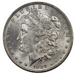 1883-1885-US-Morgan-Silver-Dollar-Coin-Mint-State-Condition-New-Orleans-Mint-0