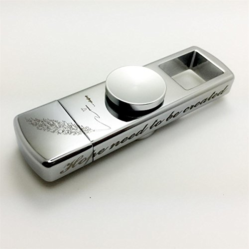 1ea-silver-SPINNING-TOP-WHIPPING-TOP-novelty-card-reader-TOP-latest-and-fashionable-0
