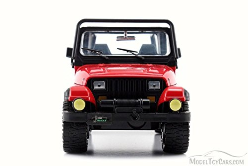 2007-Jeep-Wrangler-Red-Off-Road-124-by-Jada-97446-0-1