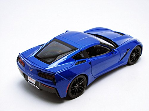 2014-Chevrolet-Corvette-Stingray-Z51-Blue-118-by-Maisto-31677-0-2