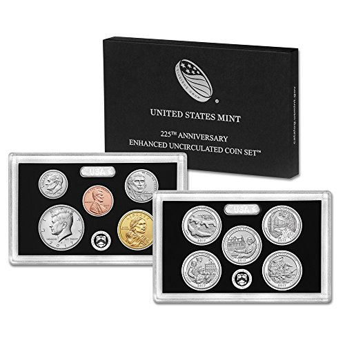 2017-S-US-Mint-225th-Anniversary-Coin-Set-17XC-Enhanced-Uncirculated-OGP-0