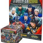 201718-Panini-NHL-Hockey-Sticker-Collection-Master-Kit-1-50-pack-box-1-album-0