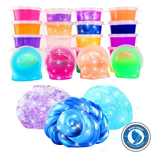 24-ColorsPack-Kids-Magic-Crystal-Clay-Soft-Slime-Toys-Goody-Bag-Filler-Birthday-Gifts-Non-Toxic-0