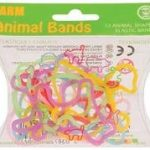 30-Packs-of-12-Animal-Shaped-Rubber-Bands-Zoo-Farm-Set-0-0
