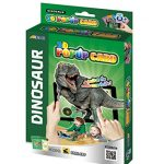 3D-POPUP-Card-Animal-Augmented-Reality-AR-Card-50-Pcs-of-Childrens-4D-Flash-Cards-Dinosaur-Safari-Ocean-Birds-Bugs-Interactive-Learning-Toy-5-Pack-Set-0