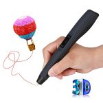 3D-Printing-Pen-LESHP-Handheld-Professional-3D-Pen-with-LED-Display-for-DrawingDoodling-Art-Craft-Making-3D-Modeling-and-Education-0