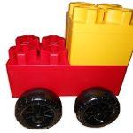 40pc-Jumbo-Blocks-Big-City-Playset-with-Wheels-0-2