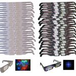 50-Pair-Fireworks-Diffraction-Glasses-25-Pair-Rainbow-Hearts-Plain-White-Frames-25-Pair-Starbursts-Orbitals-Frames-0-0