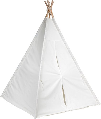 6 Giant Teepee Play House Of Pine Wood With Carry Case By