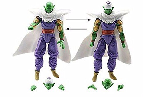 6x-Dragon-Ball-Z-5-Figures-Piccolo-Cell-Trunks-Super-Saiyan-Goku-Gohan-Vegeta-0-0