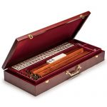 American-Mahjong-Mah-Jongg-Mahjongg-166-Tiles-Set-with-Racks-and-Accessories-The-Classic-0-2