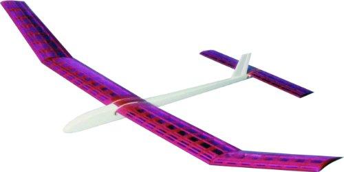 Amethyst West Wings Tow Line Glider Balsa Wood Model