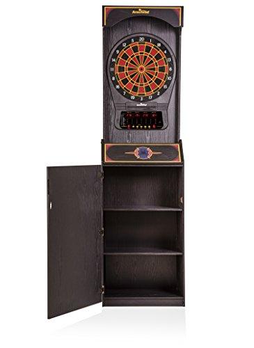 Arachnid Arcade Style Cabinet Dart Game Hobby Leisure Mall