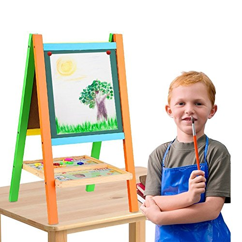 Battop Multifunctional Drawing Board Artist Easel With