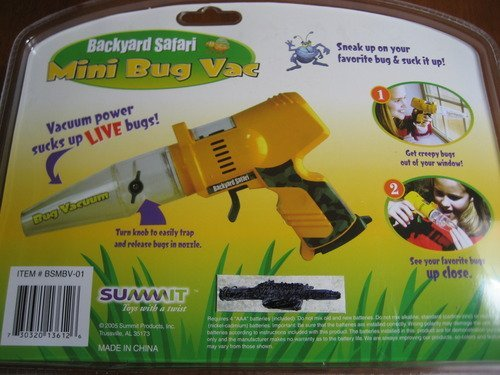 Backyard-Safari-Mini-Bug-Vac-Yellow-0-0