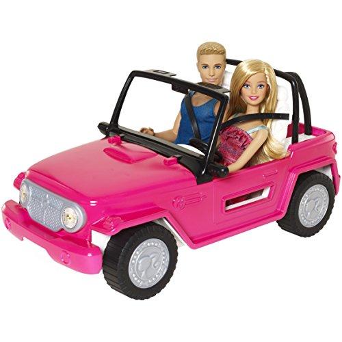 Barbie-Beach-Cruiser-and-Ken-Doll-0-1