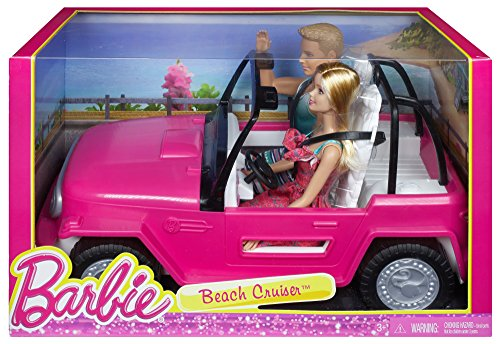 Barbie-Beach-Cruiser-and-Ken-Doll-0-2