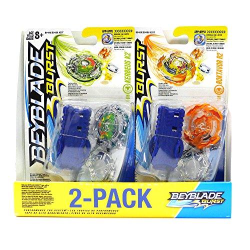 Beyblade-Burst-Value-Starter-2-Pack-Roktavor-R2-and-Kerbeus-K2-0