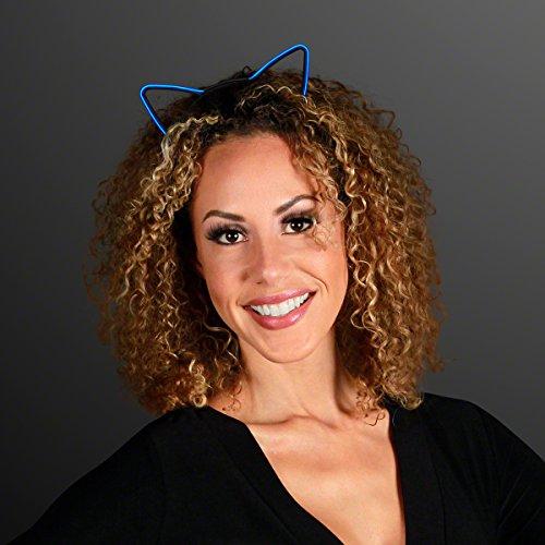 Blue-EL-Wire-Cat-Ears-Headband-Set-of-12-0-1