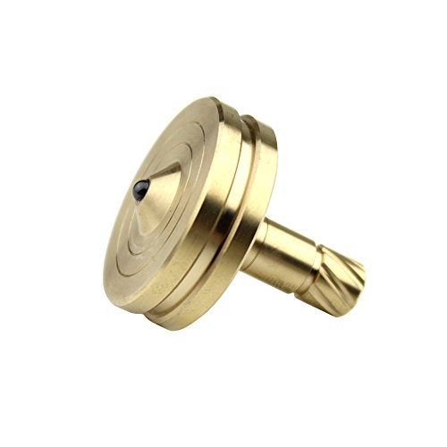 Brass-Pocket-Top-Precision-Handmade-Accurate-Spinning-Top-High-End-Collection-0-1