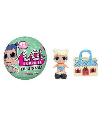 Bundle Of Lets Be Friends Series 2 Wave 2 Lol Surprise Doll And