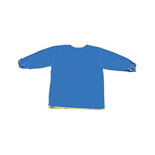 CHENILLE-KRAFT-COMPANY-LONG-SLEEVE-ART-SMOCK-BLUE-Set-of-6-0