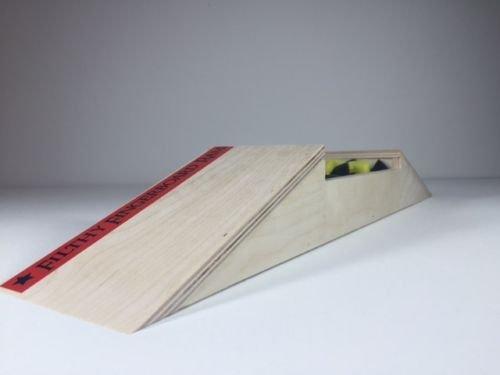 Cali-Earthquake-Foam-Pit-Fingerboarding-Black-River-Filthy-Finger-Board-Ramps-0-2