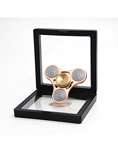 Callancity-crystal-fidget-finger-spinner-luxury-handwork-shiny-diamond-rose-gold-Tri-Fidget-Hand-finger-toy-spinner-run-smoothly-no-noise-for-ADHD-Anxiety-0