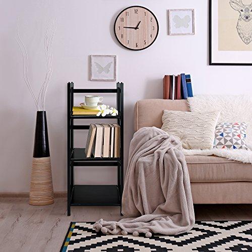 Casual-Home-3-Shelf-Folding-Bookcase-14-Wide-White-0-0