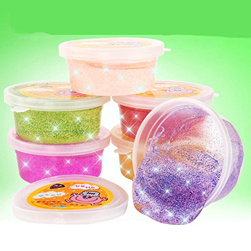 Chige-24Pcs-Clay-Toys-488-OZ-Jumbo-Transparent-Magic-Plasticine-Slimes-Stress-Relief-Toy-Sludge-Toy-for-Kids-and-Adults-Super-Soft-and-Non-sticky-24-color-set-crystal-mud-0-1