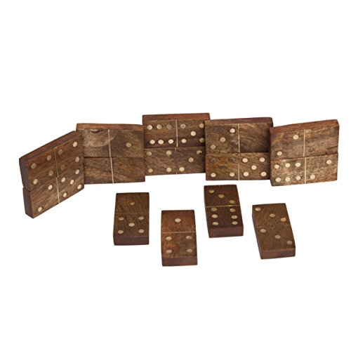 handmade dominoes gifts gocraft handmade wooden dominoes 9360