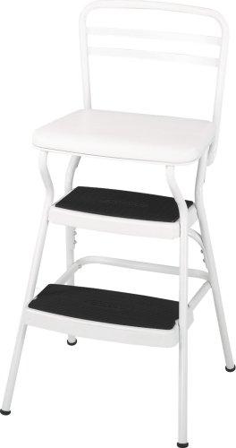 Cosco-Retro-ChairStep-Stool-Yellow-0