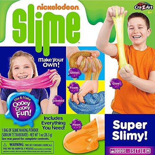 Cra-Z-Art-Nickelodeon-Super-Slimy-Slime-Kit-0