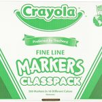 Crayola-200-Ct-Fine-Line-Markers-10-Assorted-Colors-58-8210-0-0