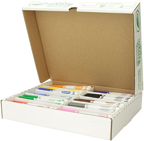 Crayola-200-Ct-Fine-Line-Markers-10-Assorted-Colors-58-8210-0-1