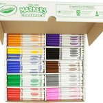 Crayola-200-Ct-Fine-Line-Markers-10-Assorted-Colors-58-8210-0