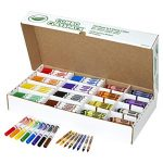 Crayola-Bulk-Markers-and-Crayons-256-Count-Classpack-0