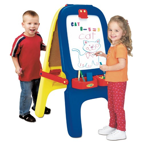 Crayola Magnetic Double Sided Easel Hobby Leisure Mall