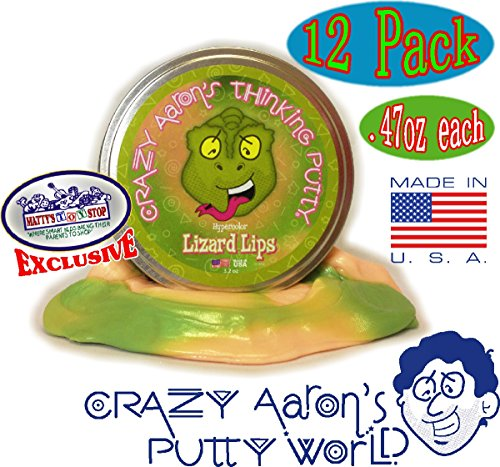 Crazy-Aarons-Thinking-Putty-Mini-Tin-Complete-Gift-Set-with-Lizard-Lips-Hypercolor-12-Pack-0-0