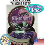 Crazy-Aarons-Thinking-Putty-Mini-Tins-Easter-Bloom-Hypercolor-Bunny-Ears-Glow-in-the-Dark-Cheep-Cheep-Simply-Brilliant-Easter-Basket-Bundle-3-Pack-0-0