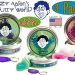 Crazy-Aarons-Thinking-Putty-Phantoms-UV-Reactive-Mystic-Glacier-Foxfire-Arctic-Flare-with-Blacklight-Keychains-Gift-Set-Bundle-3-Pack-0