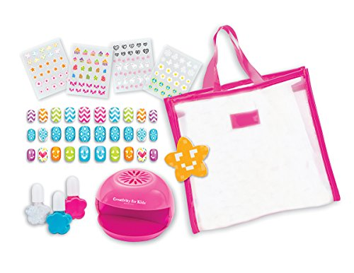 Creativity-for-Kids-Ultimate-Nail-Studio-Manicure-Play-Set-0-0