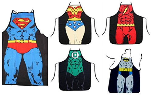 Dc Comics Justice League Superman, Batman, Green Lantern, Wonder Woman, And The Flash -6147