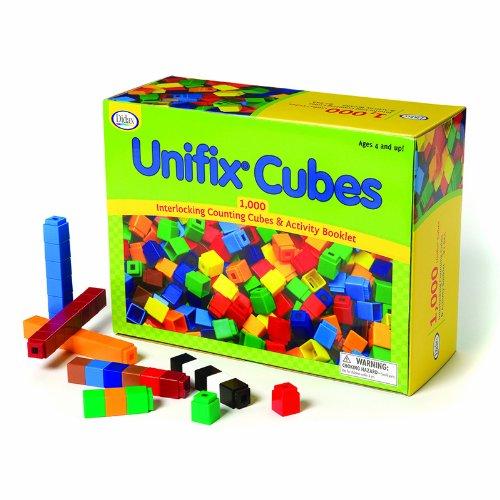 DIDAX-UNIFIX-CUBES-1000-ASSTD-COLORS-0