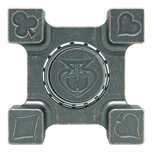 DMaos-Ring-Spinner-Castle-Spin-Cross-Finger-New-TOY-Metal-Brass-Copper-Exquisitely-Carved-Cube-0-0