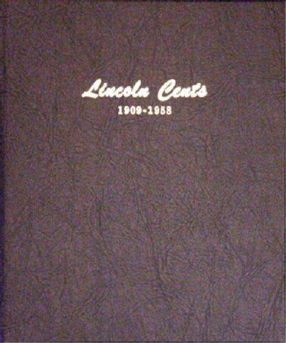 Dansco-US-Lincoln-Wheat-Cent-Coin-Album-1909-1958-7103-0