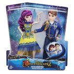 Disney-Descendants-Two-Pack-Ben-Auradon-Prep-and-Mal-Isle-of-the-Lost-0-0