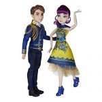 Disney-Descendants-Two-Pack-Ben-Auradon-Prep-and-Mal-Isle-of-the-Lost-0-1